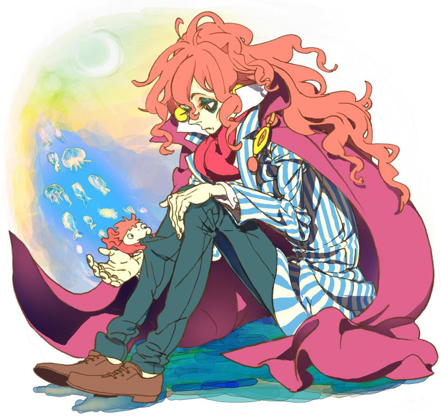 Le zigoto Fujimoto attaque vos zygomatiques ( nouvel exercice de diction, répétez après moi... ) Ponyo3