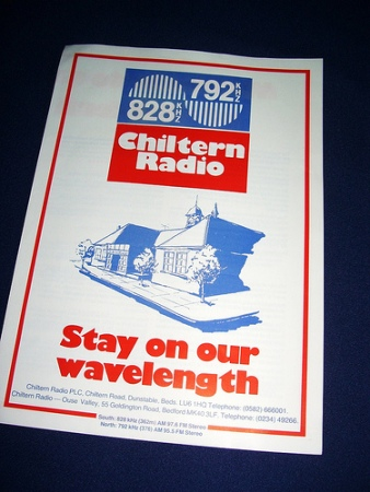 The old Chiltern Radio